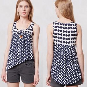 Weston Wear | Tiled Swing Tank Top